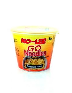 Ko Lee Roast Chicken Flavour Go Instant Cup Noodles | Buy Online at the Asian Cookshop